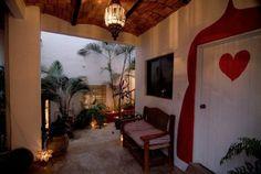 Hotel hafa in Sayulita, Mexico