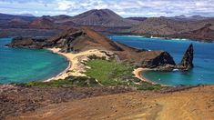 Cruising Galápagos in 4K (Ultra HD) -Cruising the Galápagos Archipelago - known for its endemic species, and for the historic research done by Charles Darvin.