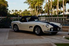 Photo gallery, award winners and results from Cavallino Classic held January at the Breakers Resort Hotel in Palm Beach, Florida. Ferrari 328, Track Meet, Carroll Shelby, The Breakers, Pebble Beach, Huntington Beach, Hotels And Resorts, Palm Beach, Touring
