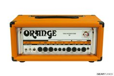 From the GearTunes library of tone ~ the Orange Thunderverb 50H ~ click it to hear it :)