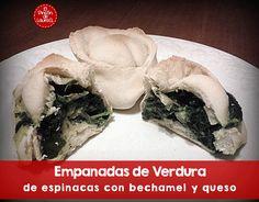 El Rincón de Laura G.: Empanadas de Verdura: espinacas con bechamel y que...