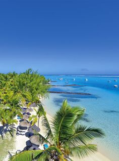 Paradis Hotel & Golf Club is adjacent to Dinarobin Hotel Golf & Spa, a next-door neighboring Beachcomber hotel of the same category. Luxury Hotels, Mauritius, Travel Style, Westerns, Backdrops, Beautiful Places, Paradise, Mountain, Island
