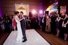 Elegant, Romantic, Rose Filled English Wedding - hair
