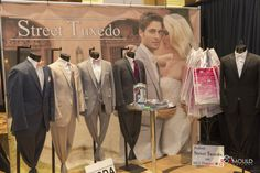 Because every #Nashville #Groom should look his best on his #wedding day! Come see all that Street Tuxedo has to offer including PWG Wedding Show exclusive discounts! #nashvillegroom #weddingshow #nashvillepwg #lookingfresh #hotgrooms
