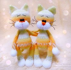 Are you looking for free amigurumi patterns ? Crochet this cute little amigurumi cat : Murzik ! Ida Handmade designed this lovely amigurumi cat. Besides it's super adorable, this amigurumi pattern is completely free ! One of the nice . Chat Crochet, Crochet Cat Toys, Crochet Cat Pattern, Crochet Amigurumi Free Patterns, Crochet Animal Patterns, Stuffed Animal Patterns, Crochet Animals, Crochet Dolls, Free Crochet