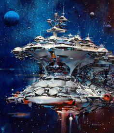 space station berkey