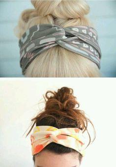 DIY Hairbands