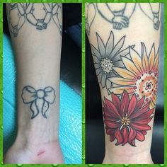 Cover up by Chad Whitson-Bearcat Tattoo Gallery-Little Italy-San Diego, CA