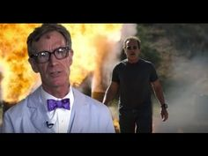 The 5 Stages of Climate Change Grief w/ Bill Nye and Arnold Schwarzenegger