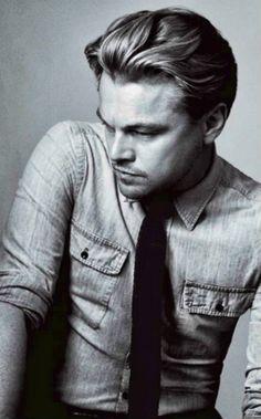 Leonardo di Caprio, The great gatsby.