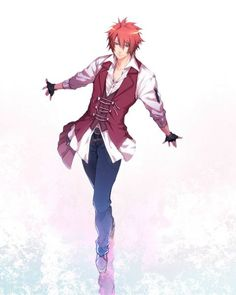 Uta No Prince-sama- Ittoki Otoya. Haven't watched this in forever!