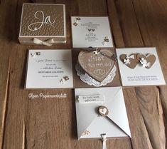 Money Gift/Explosion box/greeting card for wedding wood Heart – Wedding Gifts Wedding Boxes, Wedding Frames, Wedding Cards, Card In A Box, Deep Box Frames, Exploding Box Card, Origami Box, Diy Gifts For Boyfriend, Congratulations Card