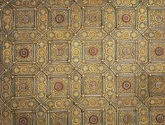 Hampton Court Wolsey Closet ceiling~just beautiful~ hope to one day see in person