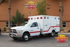 Ambulance Remount by Firetrucks Unlimited
