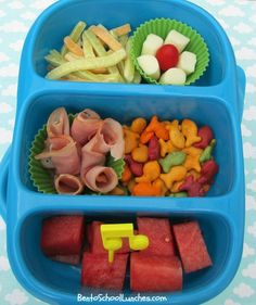 Bento School Lunches: Clean Out The Fridge and Pantry Bento www.facebook.com/BentoSchoolLunches