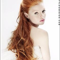I Wish my hair was this color :(