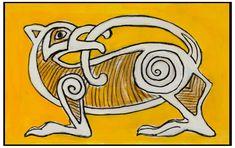 Image result for book of kells art