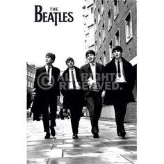 Poster: The Beatles - in London online te koop. Bestel je poster, je 3d filmposter of soortgelijk product Maxi Poster