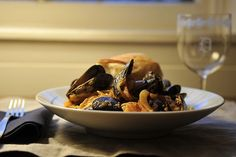 Mussels for One (or Two) recipe on Food52