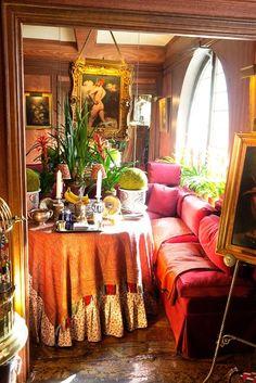 bohemian decorations | BOHEMIAN DECORATING IDEAS. VINTAGE BOHO CHIC. / BOAZ MAZOR 15 PARK ...