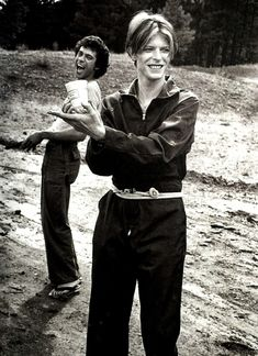 """justvisiting-bowie: """"1975 """""""