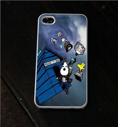 Hey, I found this really awesome Etsy listing at https://www.etsy.com/listing/188143981/snoopy-tardis-doctor-who-iphone-5s