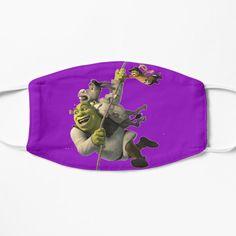 Blue Mask, Shrek, Mask Design, Mask For Kids, Snug, Kids Toys, Antique Cars, Baby Kids, Coin Purse