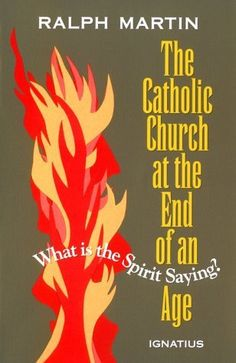 Catholic Church at the End of an Age: What is the Spirit Saying?, http://www.amazon.com/dp/089870524X/ref=cm_sw_r_pi_awdm_pjM.tb0CKGVTT