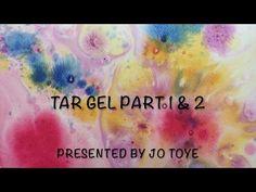 Inspired Palette Studio by Jo Toye - YouTube
