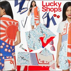 Beautybees — Spring Trend/Lucky Shops 6 by melindairenes...