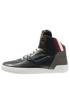 Herren Bally ETHYX Sneaker high blue/grey