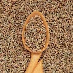 """Rye:""""Rye contains a component of fiber that absorbs water effectively, providing you with a feeling of fullness longer than other fibers,"""" Metsovas says. And its not just found in bread – try this healthy grains recipe made with whole rye."""
