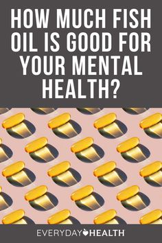 Even though research has yet to answer some of the specific questions about the benefits of fish oil for bipolar disorder, there is stronger evidence that a diet that includes sufficient omega-3 fatty acid intake is good for mental health overall.