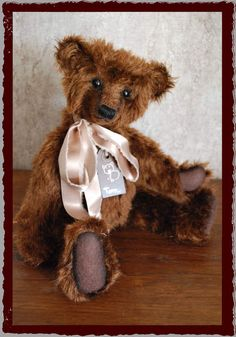 Tom by Magbears .......             Les Ours de Magali