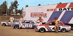 Brock Racing Enterprises . . BRE . . . Datsun 510 1972 Mike Downs, Sam Posey, John Morton