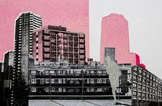 Architecture collage with negative space - Buy this stock photo and explore similar images at Adobe Stock Architecture collage with negative space , Gfx Design, Design Show, Graphic Design, City Collage, Collage Art, Collages, Rhapsody In Blue, London Poster, London Skyline