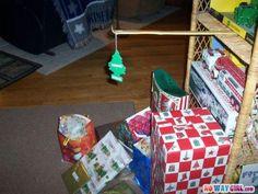 Ghetto Christmas Tree
