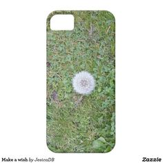 Make a wish iPhone SE/5/5s case