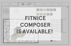 From Fitnice we have designed a new tool for architects and interior designers that allow them to see real reproductions of their floor compositions.  Fitnice Composer brings inspiration while letting creativity flow. With a very simple usage, everyone can make endless compositions directly through Fitnice Website with no needing to install anything.