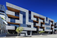 The Maze Apartments / CHT Architects - Australia