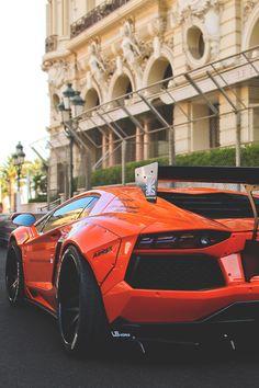 vividessentials:    Lamborghini Aventador LP700-4 Liberty Walk LB Performance | vividessentials