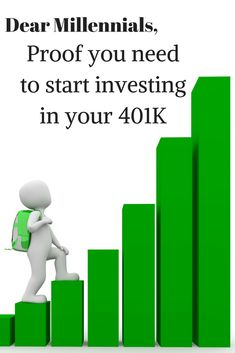 Proof you need to start investing in your 401K today via @apathyends