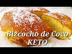 Comida Keto, Keto Recipes, Healthy Recipes, Keto Cake, Healthy Sweets, Brunch, Food And Drink, Low Carb, Yummy Food