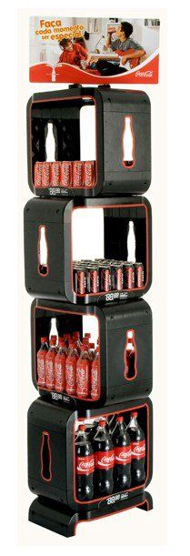 Retail Point of Purchase Design | POP Design | Alcohol  Soft Drinks POP | Pinned by sharkskindesign