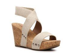 Lucky Brand Marinah Wedge Sandal | DSW