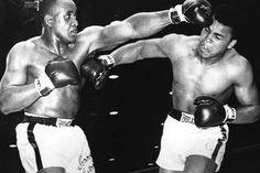 Sonny Liston vs. Muhammad Ali