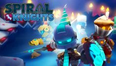 Spiral Knights: Two Years and Going – Time to Celebrate with an Overhaul Time To Celebrate, Knights, Spiral, Game, Celebrities, News, Armors, Pintura, Games