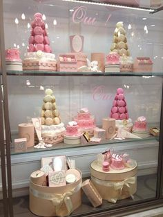 French macaroons · that looks so good. Mini Cakes, Cupcake Cakes, Paris Bakery, French Macaroons, Bakery Design, Chocolate Shop, Pastry Shop, Healthy Meals For Two, Cake Shop