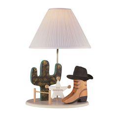 Lite Source Cowboy 1-light Table Lamp
