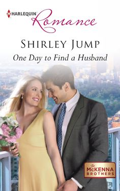 Aurelia B Rowl: Book Review: One Day to Find a Husband by Shirley Jump
